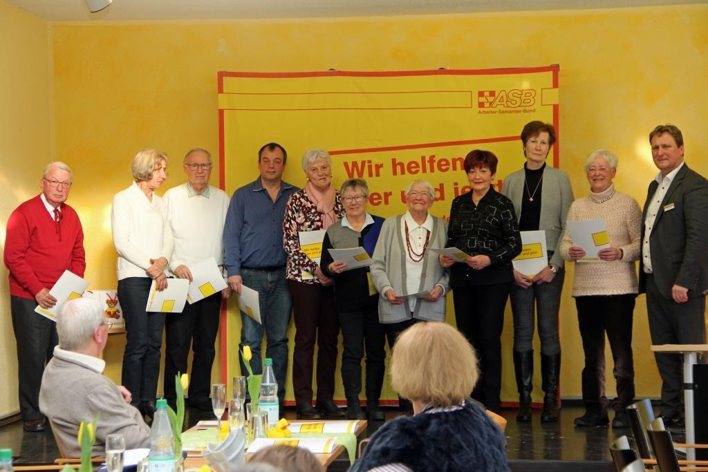 2018-02-24_Verein_Mitgliederehrung 40 Jahre